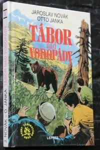 náhled knihy - Tábor nad vodopády
