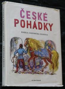 náhled knihy - České pohádky : pro čtenáře od 6 let : četba pro žáky základních škol