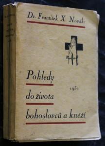 náhled knihy - Pohledy do života bohoslovců a kněží : aforismy