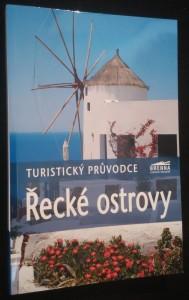 náhled knihy - Řecké ostrovy : turistický průvodce
