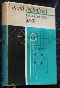 náhled knihy - Malá technická encyklopedie : určeno žákům všeobec. vzdělávacích a prům. škol a posl. vys. techn. škol. aj. A-O, 1. díl