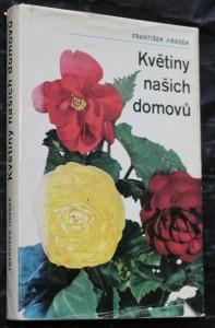 náhled knihy - Květiny našich domovů