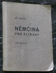 náhled knihy - Němčina pro Zlíňany. Díl první