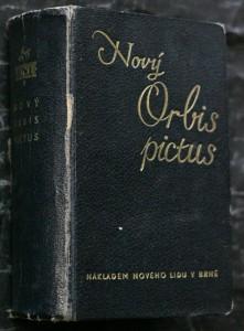 náhled knihy - Nový Orbis pictus : obrázkový slovník česko-německý a německo-český
