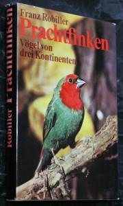 náhled knihy - Prachtfinken : Vögel von drei Kontinenten