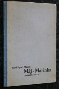 náhled knihy - Máj - Márinka