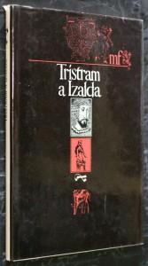 náhled knihy - Tristram a Izalda