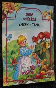 náhled knihy - Zrzek a Táňa