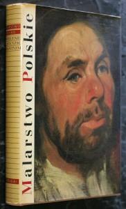 náhled knihy - Malarstwo polskie : Zarys historyczny. Oświecenie. Klasycyzm. Romantyzm