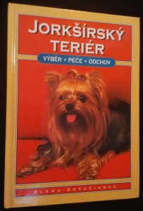 náhled knihy - Jorkšírský teriér