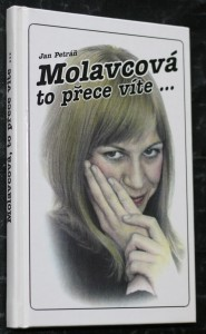 náhled knihy - Molavcová, to přece víte, že Vás miluju
