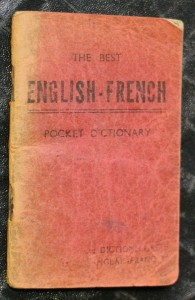 náhled knihy - The  Best English-french pocket dictionary