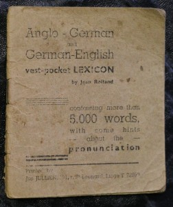náhled knihy - Anglo-geman and german-english vest pocket lexicon