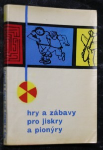 náhled knihy - Hry a zábavy pro jiskry a pionýry