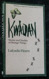 náhled knihy - Kwaidan : stories and studies of strange things