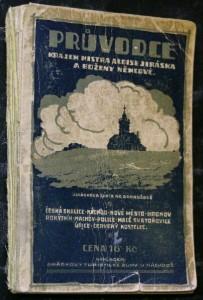 náhled knihy - Průvodce krajem mistra Aloise Jiráska a Boženy Němcové