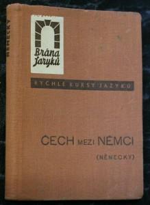 náhled knihy - Čech mezi Němci : (německy)