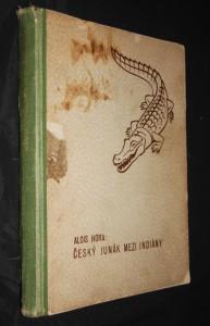 náhled knihy - Český junák mezi Indiány