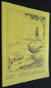 náhled knihy - Věrní přátelé: klukovská tetralogie povídek