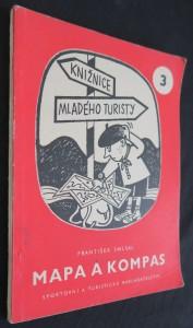 náhled knihy - Mapa a kompas
