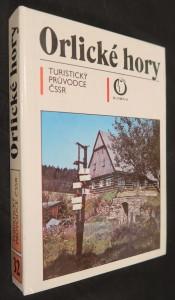 náhled knihy - Orlické hory: turistický průvodce ČSSR, svazek 32