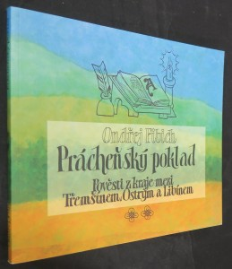 náhled knihy - Prácheňský poklad. [II], Pověsti z kraje mezi Třemšínem, Ostrým a Libínem