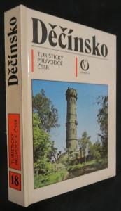 náhled knihy - Děčínsko: Turistický průvodce ČSSR, svazek 18