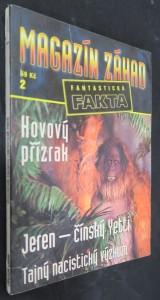 náhled knihy - Magazín záhad 2/2000