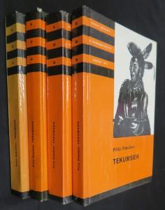 náhled knihy - Tekumseh (4 svazky)