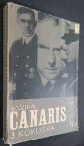 náhled knihy - Admirál Canaris
