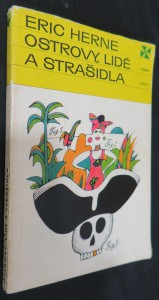 náhled knihy - Ostrovy, lidé a strašidla