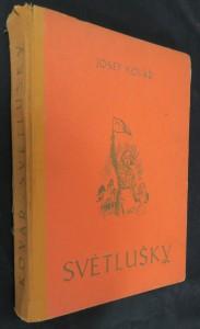 náhled knihy - Světlušky : Z deníčku nejmenších skautek