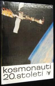 náhled knihy - Kosmonauti dvacátého století