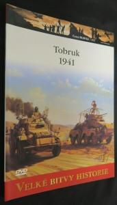 náhled knihy - Velké bitvy historie 17: Tubruk 1941
