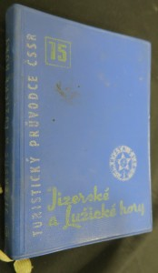 náhled knihy - Jizerské a Lužické hory