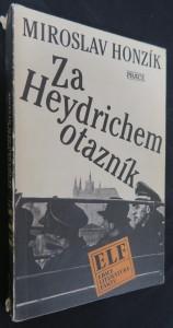 náhled knihy - Za Heydrichem otazník