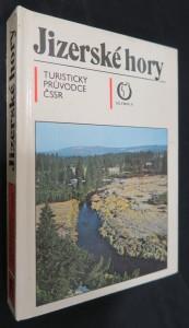 náhled knihy - Jizerské hory: Turistický průvodce ČSSR, svazek 15