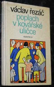 náhled knihy - Poplach v Kovářské uličce