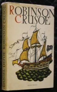 náhled knihy - Život a zvláštní podivná dobrodružství Robinsona Crusoe námořníka z Yorku