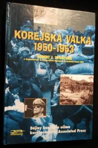 náhled knihy - Korejská válka 1950-1953 : dějiny konfliktu očima korespondentů Associated Press