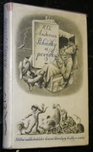 náhled knihy - Pohádky a povídky 2. díl