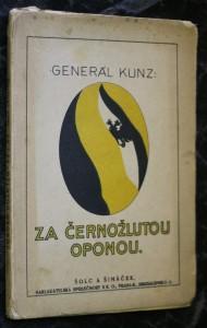 náhled knihy - Za černožlutou oponou : z vídeňských vzpomínek : doplněk k prvnímu vydání