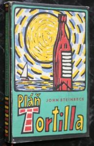 náhled knihy - Pláň Tortilla