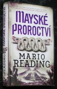 náhled knihy - Mayské proroctví