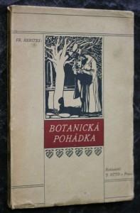 náhled knihy - Botanická pohádka