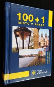 náhled knihy - 100+1 místo v Praze