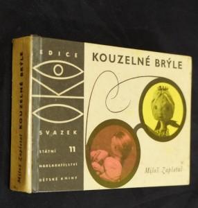náhled knihy - Kouzelné brýle
