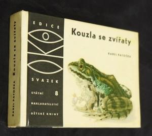 náhled knihy - Kouzla se zvířaty