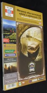 náhled knihy - Obrazový atlas turistických výletů a zajímavostí