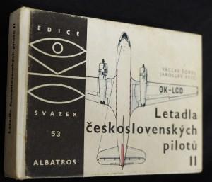 náhled knihy - Letadla československých pilotů : pro čtenáře od 9 let. 2., Letadla 1918-1979